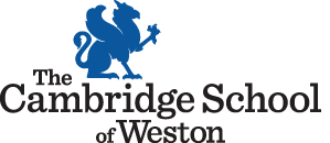 Cambridge School of Weston logo