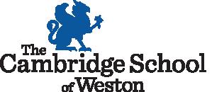 Cambridge School of Weston logo